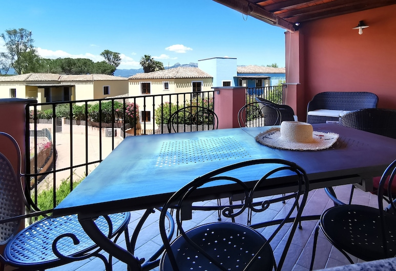Italianway - Vico Ponza B, Tortoli, Leilighet, 2 soverom, terrasse, Terrasse/veranda