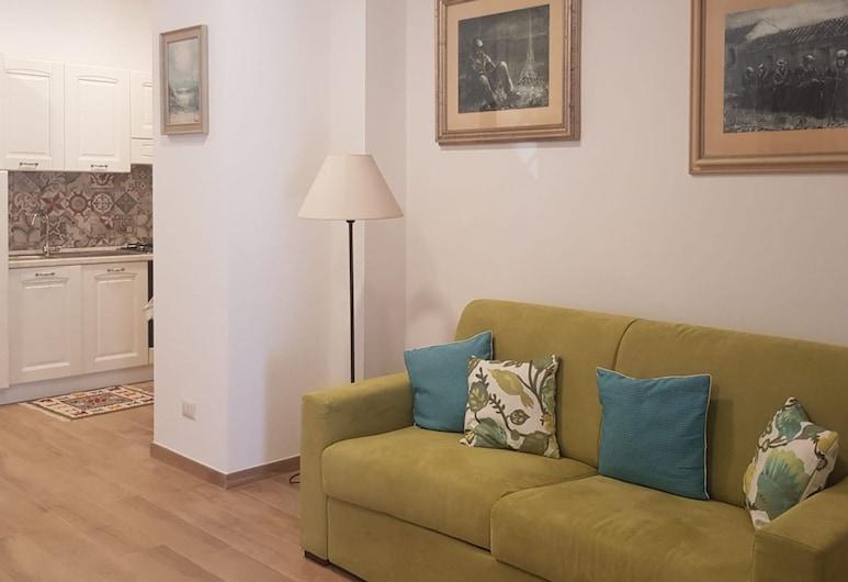 Italianway - Su Nenniri, Iglesias, Apartmán, 1 ložnice, Obývací pokoj
