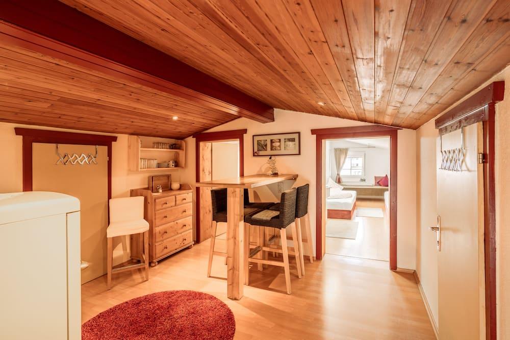 Pokój dla 4 osób Economy - Powierzchnia mieszkalna