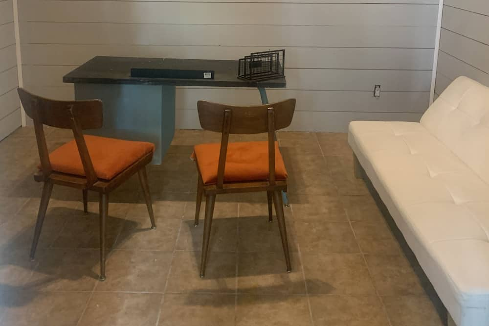 บ้านพักพรีเมียม - บริการอาหารในห้องพัก