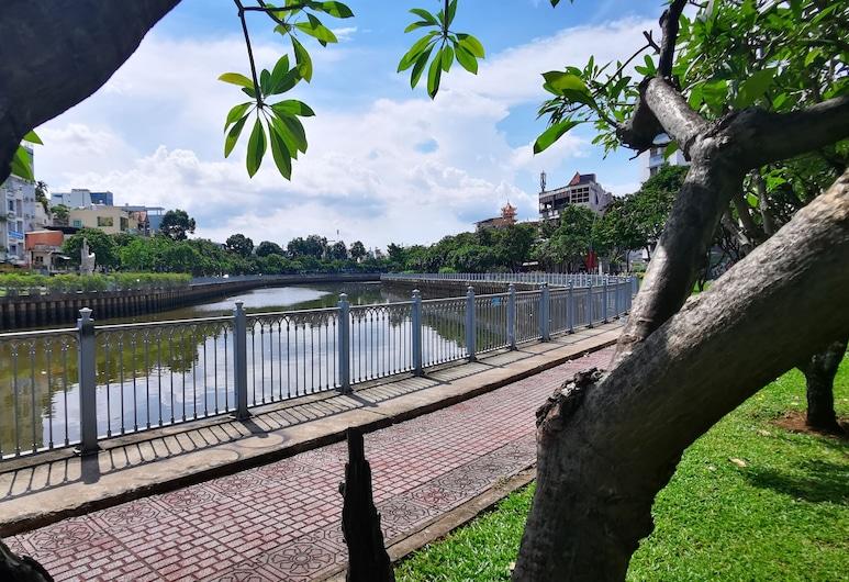 Cozy Riverview, Ho Chi Minh City, Fachada do estabelecimento