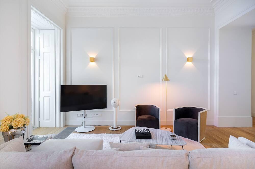 וילה, 4 חדרי שינה - אזור מגורים