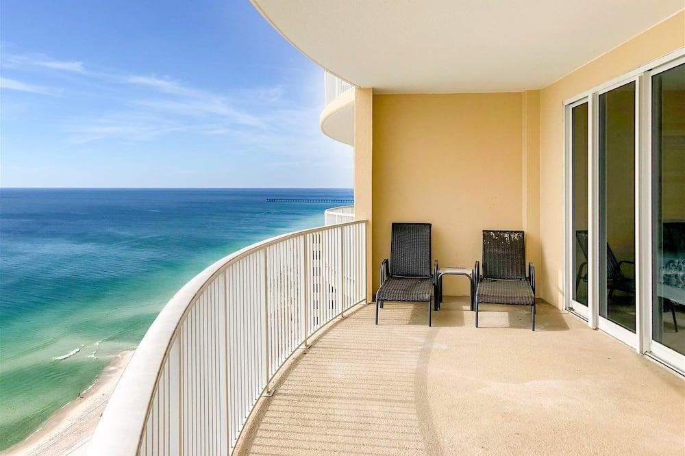 Condo (Ocean Villa 1302) - Balcony