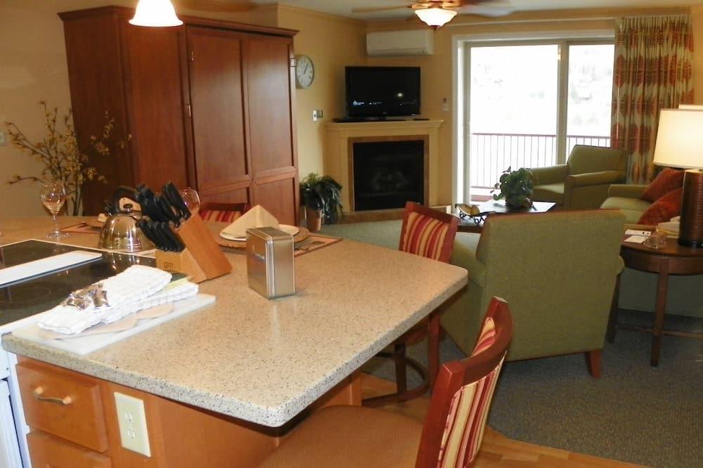 單棟房屋 (PB Dec 20th-27th, 2Shw, Lincoln) - 客廳