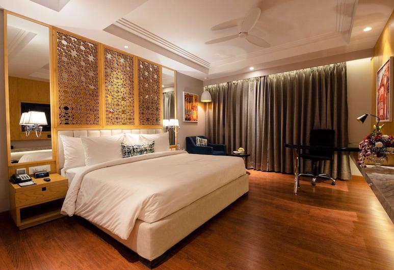 Best Western Darbar, New Delhi, Deluxe Room, 1 King Bed, Non Smoking, Guest Room