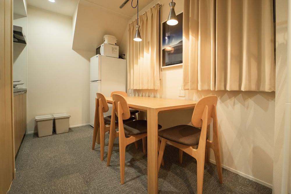 Deluxe Δίκλινο Δωμάτιο (Double), Μη Καπνιστών, Κουζίνα - Γεύματα στο δωμάτιο
