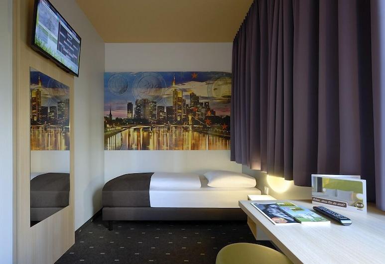 B&B Hotel Frankfurt City-Ost, Frankfurt, Single Room, Guest Room