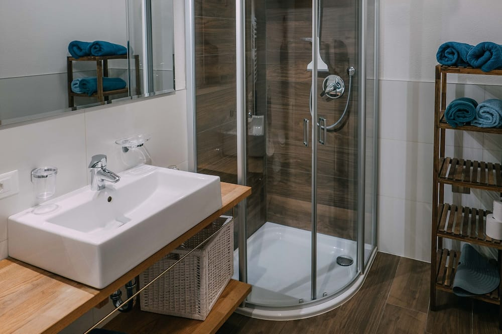 Удобства в ванной комнате