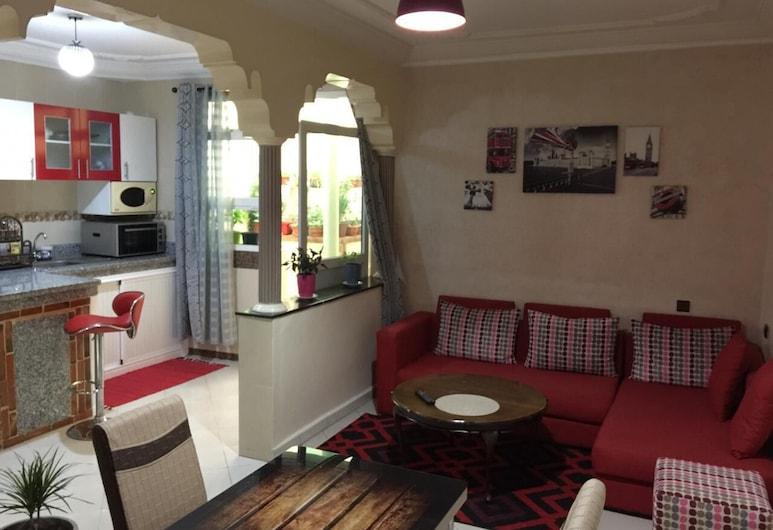 Cosy Apartment Fully Equipped in Agadir, Agadir