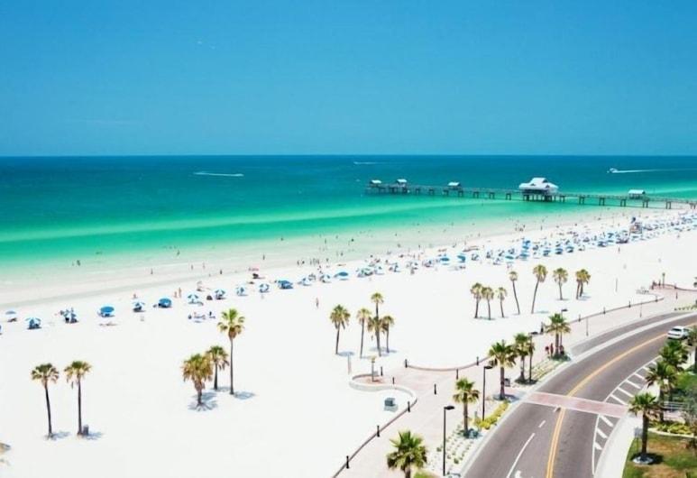 Coastal Breeze - A Weekly Rental 4 Bedroom Home, Clearwater Beach, Talo, 4 makuuhuonetta, Ranta