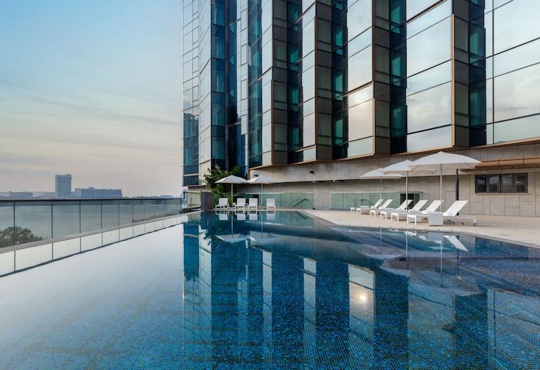 Sheraton Hong Kong Tung Chung, تونج شانج, حمّام سباحة خارجي