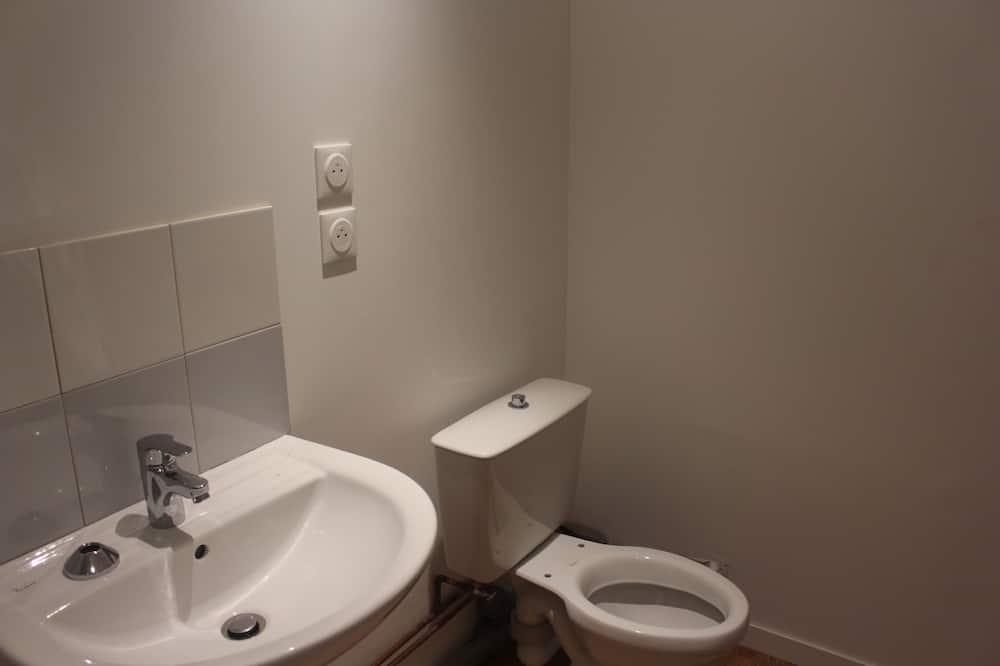 Apartment, Ensuite, Courtyard View (London) - Bathroom