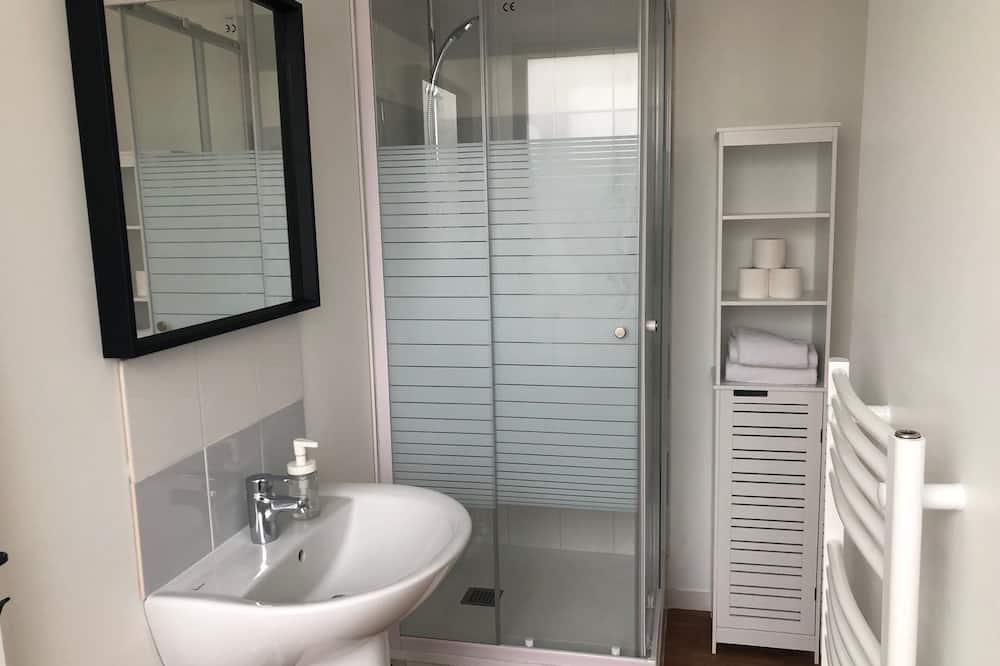 Apartment, Ensuite, Courtyard View (Paris) - Bathroom