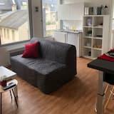 Apartment, Ensuite, Courtyard View (Paris) - Lounge