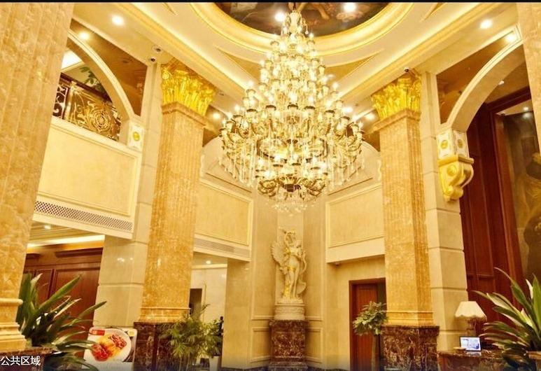 City Vogue Hotel, Nantong, Vestíbulo