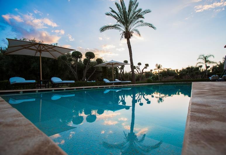 Luxury Services In This Beautiful Villa In Marrakech, Al Ouidane, Razno