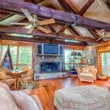 River Ridge Ranch - Main House - Living Room