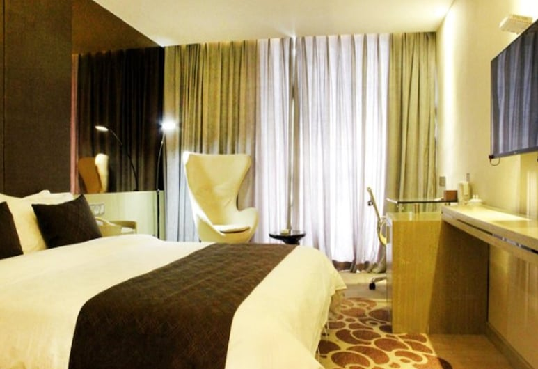 Shenzhen WU FU Business Boutique Hotel Xixiang BRA, Shenzhen, View from Hotel