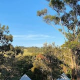 Glamping at Iluka Retreat - Deck Included