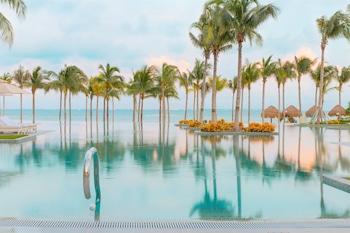 Playa Mujeres bölgesindeki Garza Blanca Resort & Spa Cancun resmi