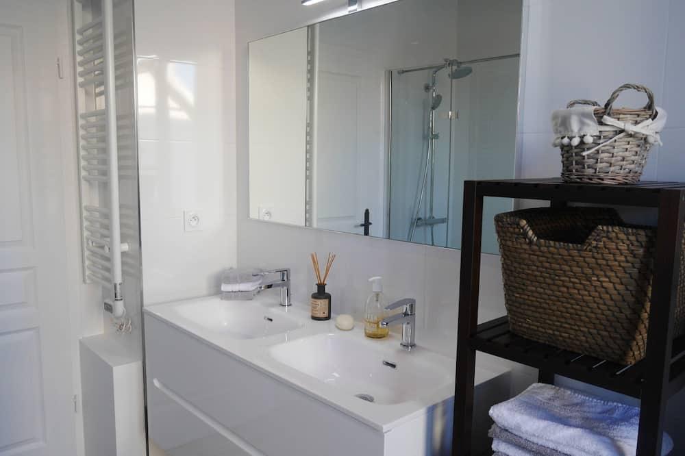 家庭公寓, 獨立浴室, 城市景觀 (COSY HOME 1) - 浴室