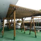 Çocuklar için Oyun Alanı - Dış Mekân