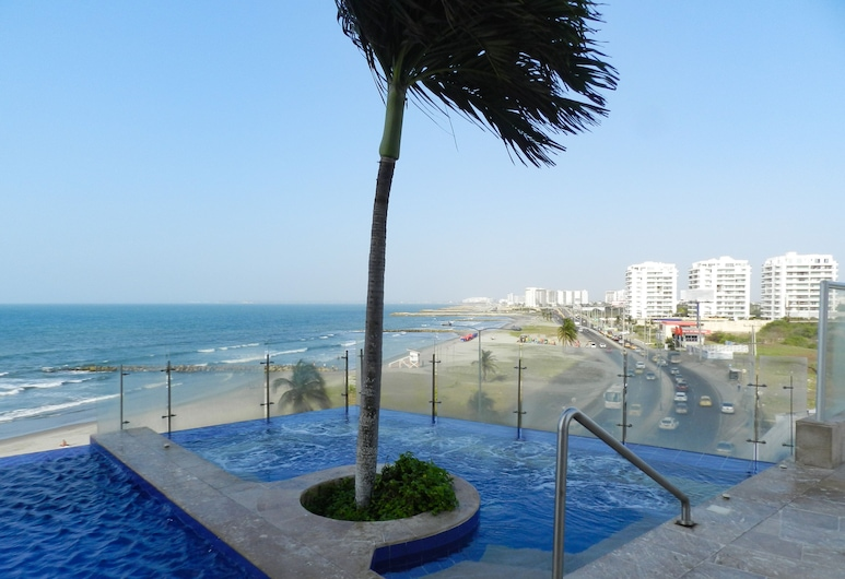 Delux Apartments Ocean View Marbella, Cartagena, Infinity Pool