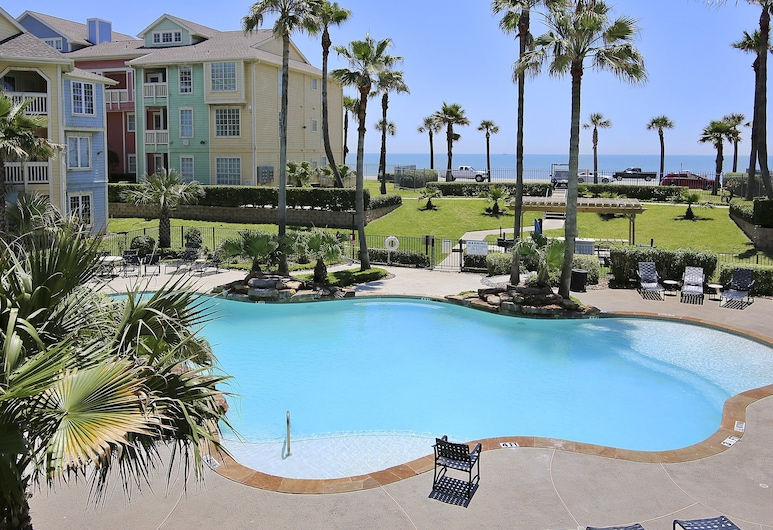 The Dawn Beach Condos by AB Sea Resorts, Galveston, Pool