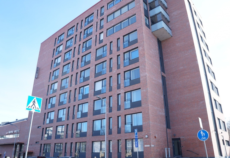 One Bedroom Apartment in Tampere, Puutarhakatu 37, Tampere