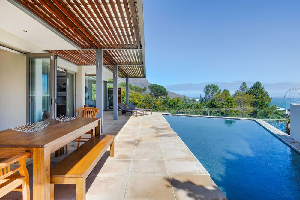 Villa de lujo, 4 habitaciones, piscina privada - Alberca privada