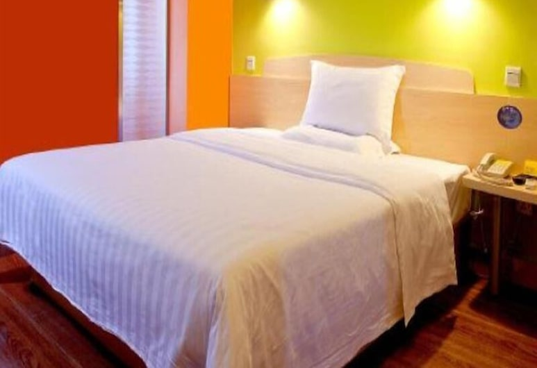 7 Days Inn Xinxiang Jie Fang Road Nan Qiao Branch, Xinxiang, Utsikt från hotellet