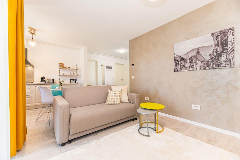 Deluxe-Studiosuite - Wohnbereich