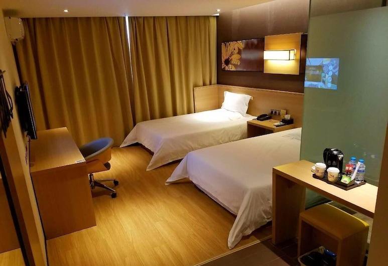 IU Hotel Kunming Xishan Wanda Plaza Railway Statio, كونمينج, غرفة نزلاء