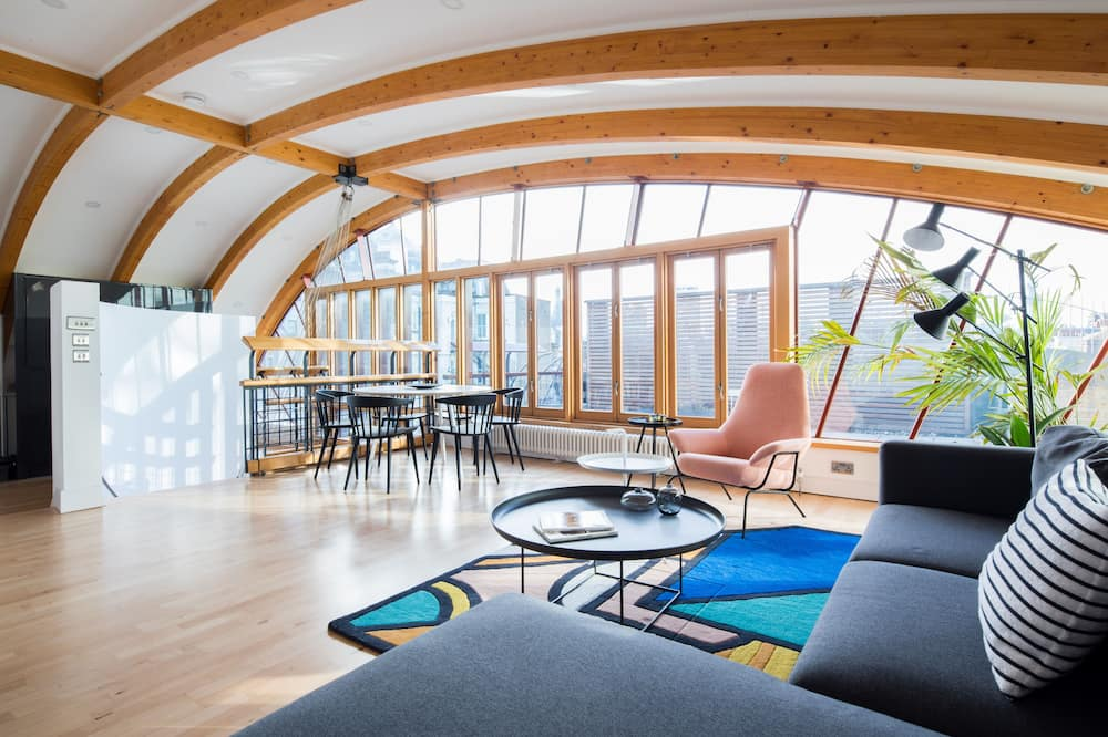 Suite panorámica, 3 habitaciones, terraza - Imagen destacada