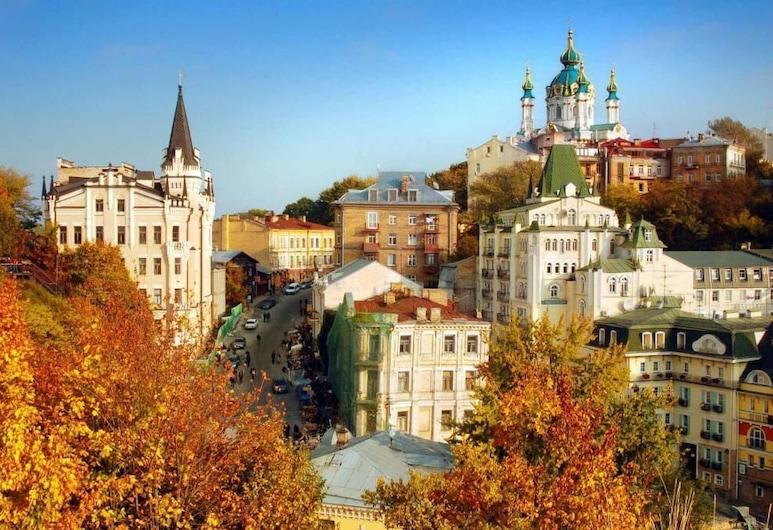 Dream Hostel Kyiv, Kyiv, Výhľad na mesto z ubytovacieho zariadenia
