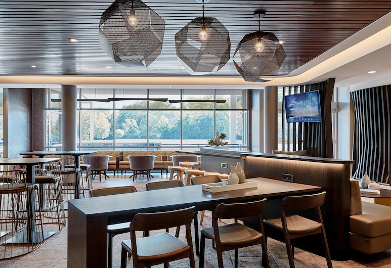 SpringHill Suites by Marriott Salt Lake City West Valley, West Valley City, Hotelbar