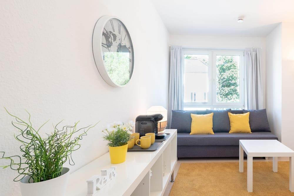 Design appartement (1) - Woonruimte