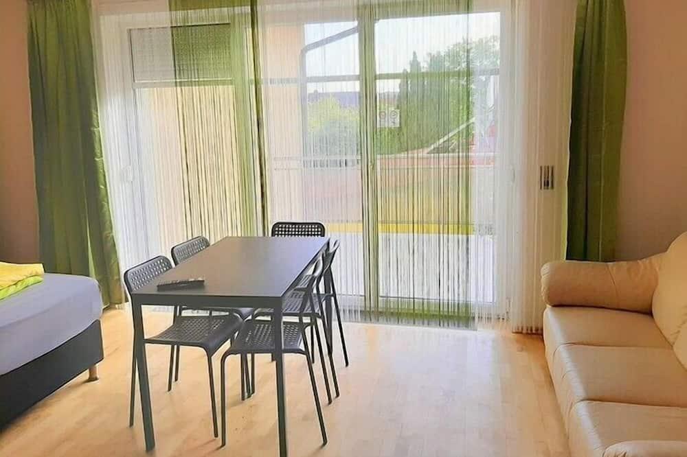 Apartamento Comfort, 3 Quartos, Não-fumadores - Área de Estar