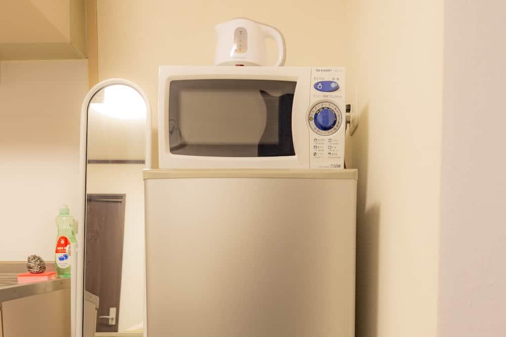 דירה, ללא עישון - מיקרוגל