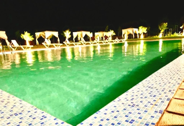 Luxurious Apartment Fully Equiped, Marrakech, 游泳池