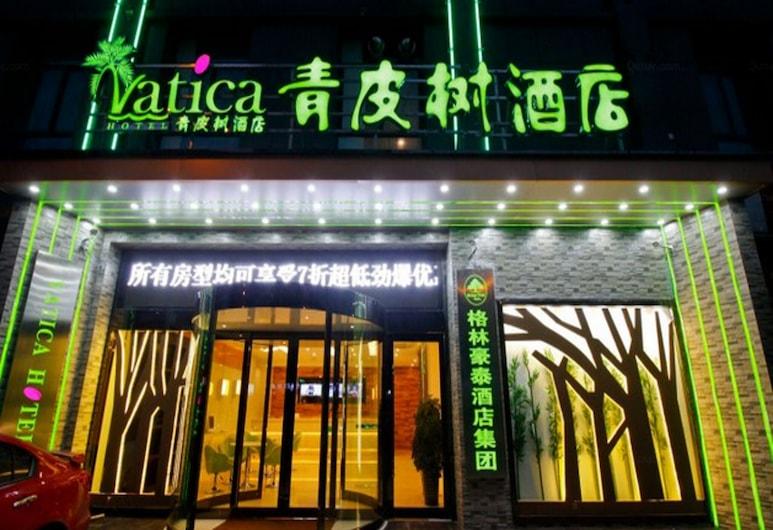 Vatica Xuzhou Xinyi Railway Station Square Hotel, Xuzhou, Pogled iz hotela