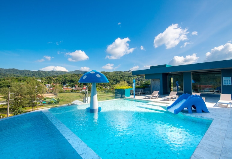 Luxury Panoramic Sea View 2Bedroom , Kamala