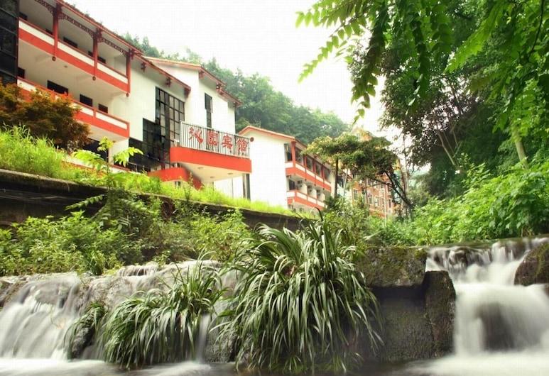 Zhangjiajie Forest Park Qinyuan Hotel, Zhangjiajie, Utsikt fra hotellet