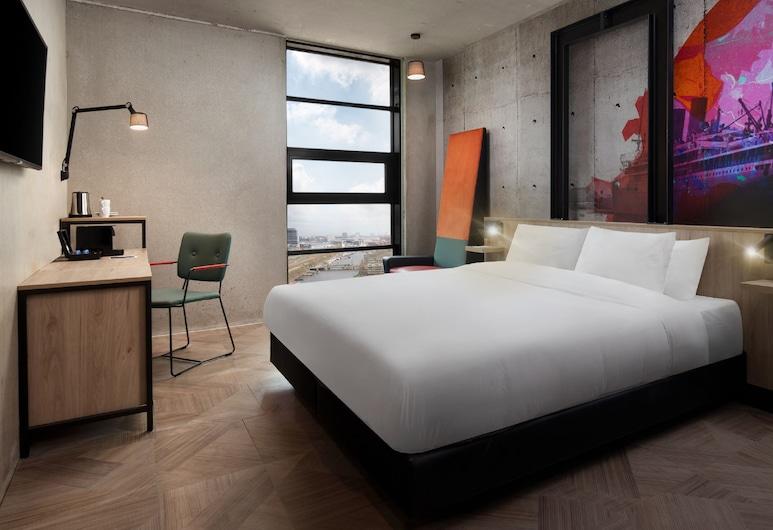 Inntel Hotels Amsterdam Landmark, Amsterdam, City Double Panorama Room, Vierashuone