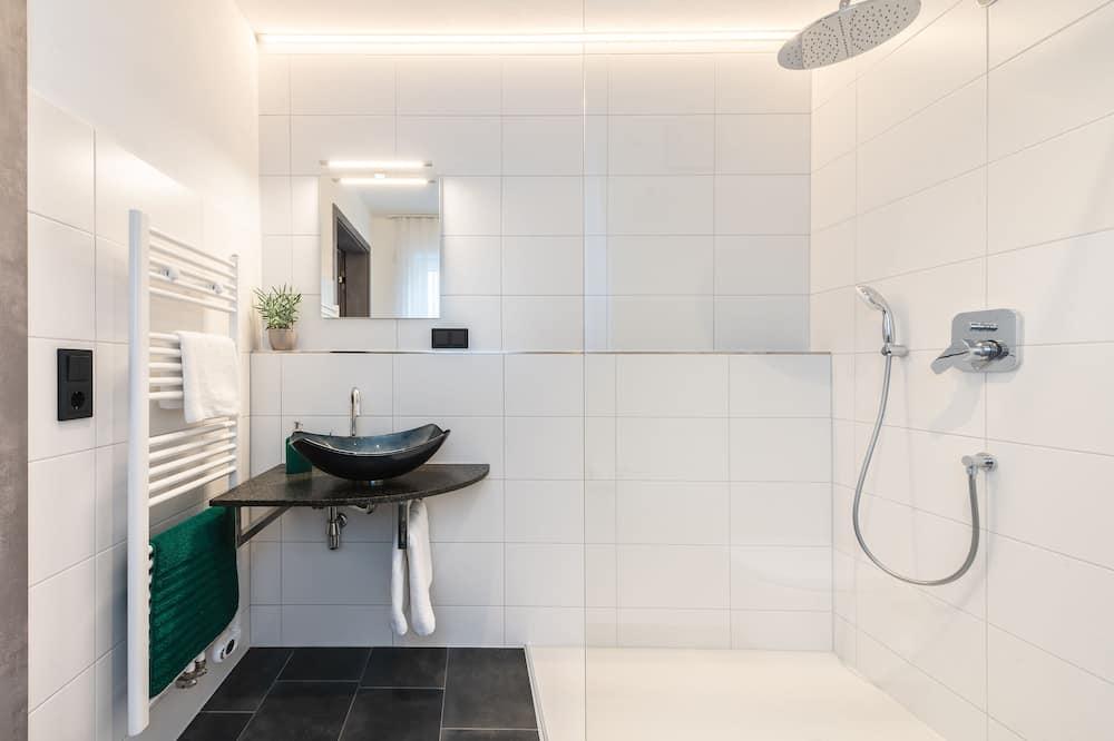 Comfort appartement, 1 slaapkamer, Toegankelijk voor mindervaliden, niet-roken - Badkamer
