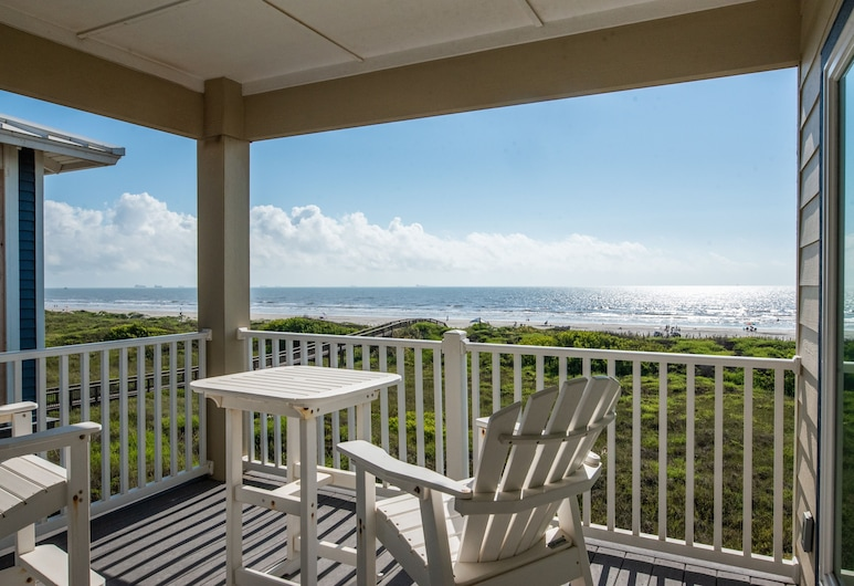 928 Banyan Beach 5 Bedroom Home, Port Aransas, Ferienhaus, 6Schlafzimmer, Balkon