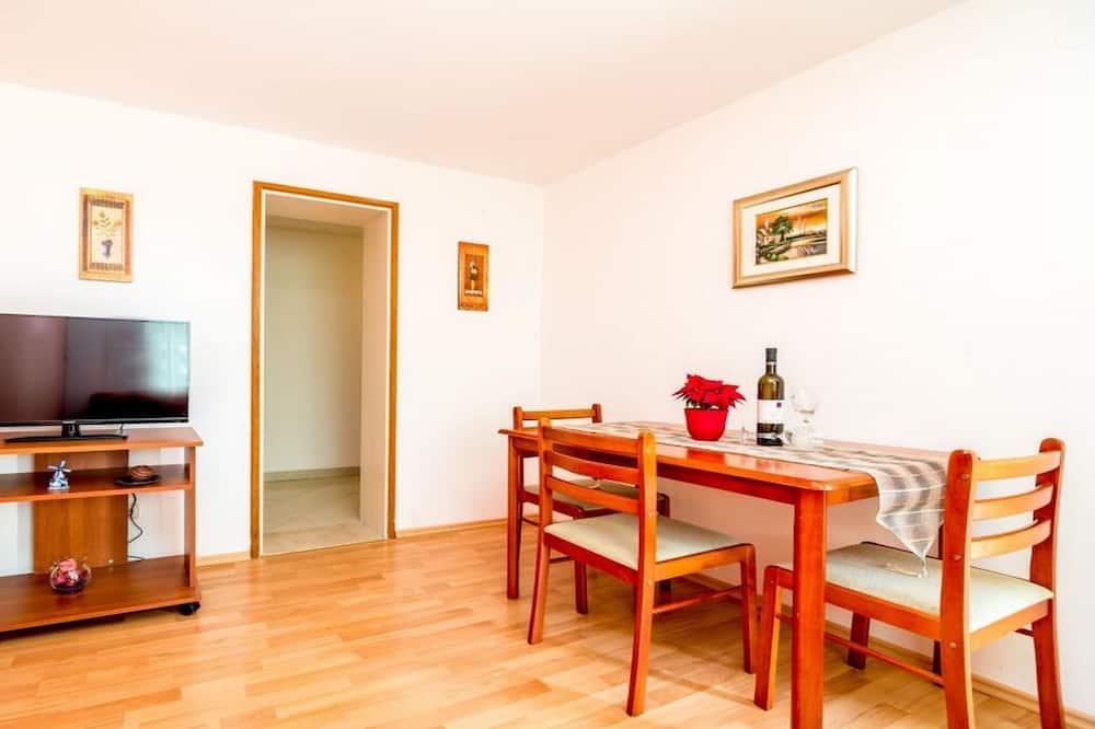 Apartamento (One Bedroom Apartment 1) - Sala de Estar