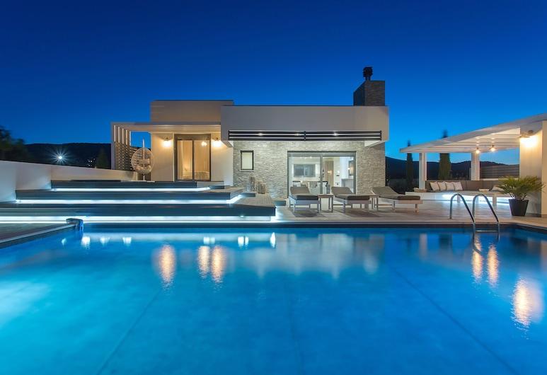 Eden Luxury Villa, Ρόδος, Luxury Βίλα, Δωμάτιο