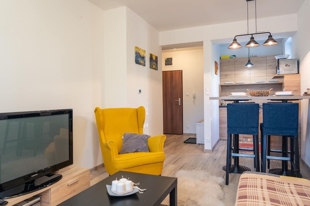舒適公寓 - 客廳