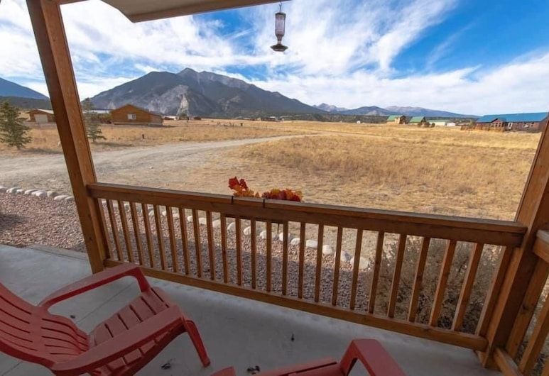 Seven Peaks Near Mt Princeton Hot Springs 3 Bedroom Home, Nathrop, Dom, 3 sypialnie, Balkon